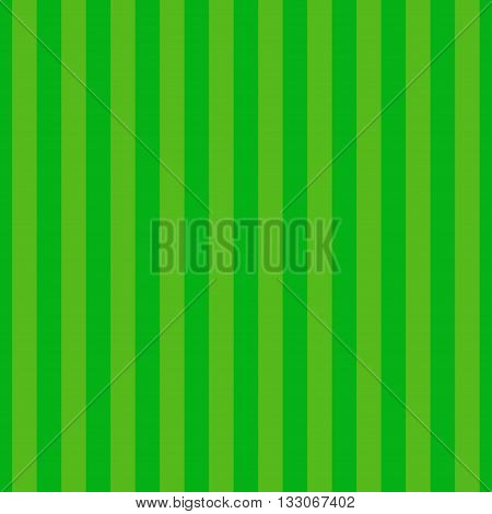 Vector illustrated of football field seamless pattern. Green lines