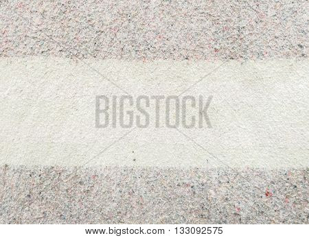 Closeup old white and gray mat texture background