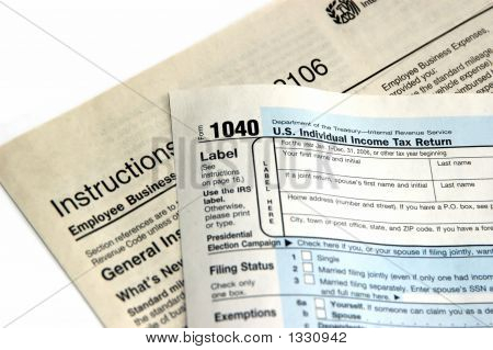 Filing Tax Return