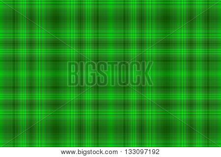 Illustration of dark green and light green checkered pattern