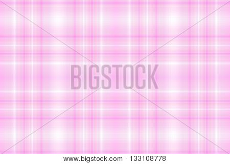 Illustration of white and pink checkered pattern