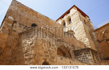 The Church of the Holy Sepulchre, Israel