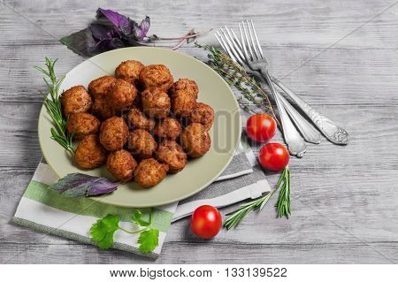 Small Meat Balls