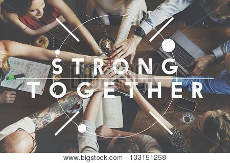 Together Community Team Support Relation Concept
