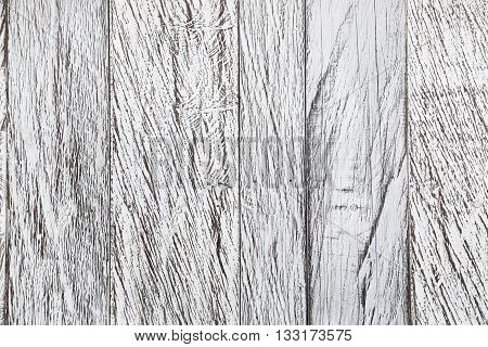 Old gray and white wooden background -