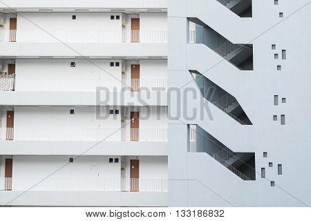 Condo The Balcony Window