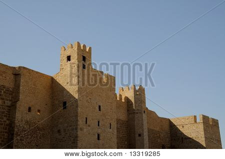 Arabic fortress