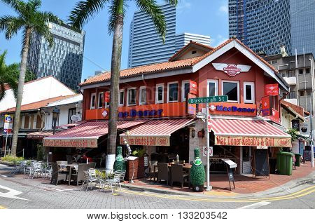 Arab Quarter The Oldest Historic Shopping District Of Singapore