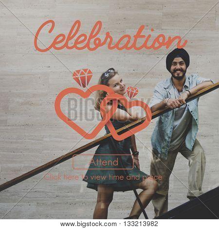 Celebration Celebrate Anniversary party Occasion Concept