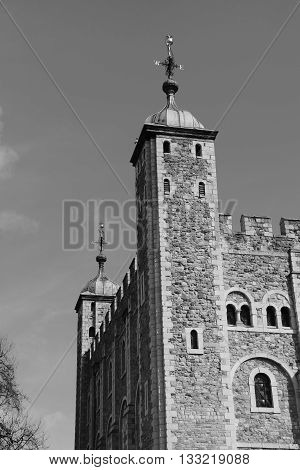 THE TOWER OF LONDON , LONDON , ENGLAND