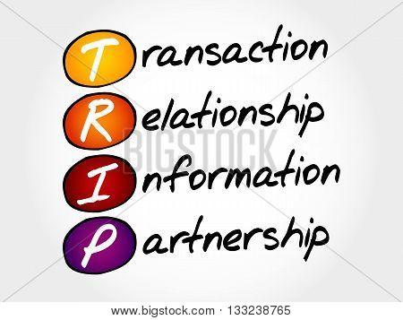 Trip - Transaction, Relationship, Information