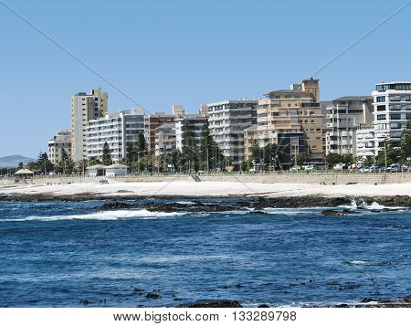 View Of Sea Point, Cape Town,South Africa 33