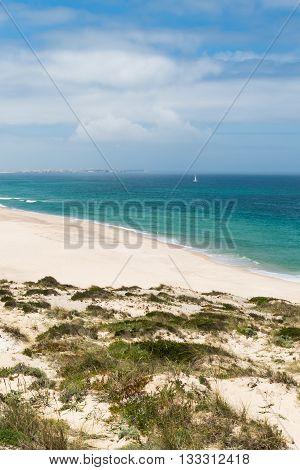 Praia Del Rei, Portugal