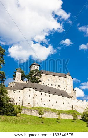 Rappottenstein Castle, Lower Austria, Austria
