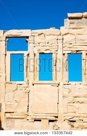 In Greece Window