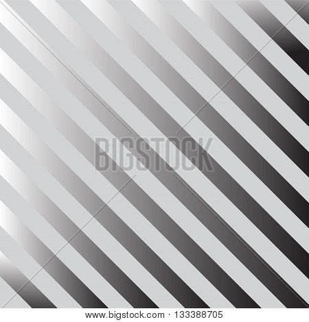 silver stripe gradient background vector illustration image with light silver stripe and dark silver-white gradient stripe