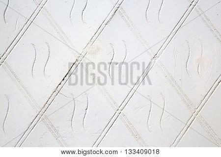 Wall Milan  In Italy Old   Church Concrete      Abstract