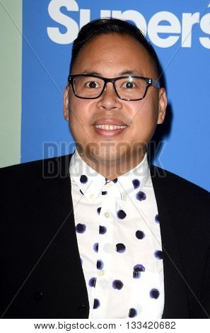 LOS ANGELES - JUN 7:  Nico Santos at the FYC Panel For Superstore at the UCB Theater on June 7, 2016 in Los Angeles, CA