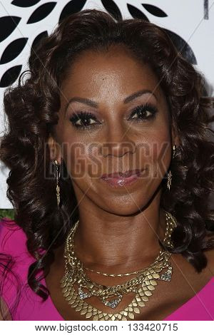 LOS ANGELES - JUN 4:  Holly Robinson Peete at the Girl Flu Premiere at the Arclight Theater on June 4, 2016 in Culver City, CA