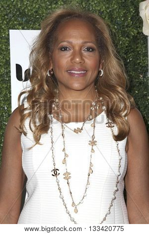 LOS ANGELES - JUN 4:  Tonya Winfield at the Girl Flu Premiere at the Arclight Theater on June 4, 2016 in Culver City, CA