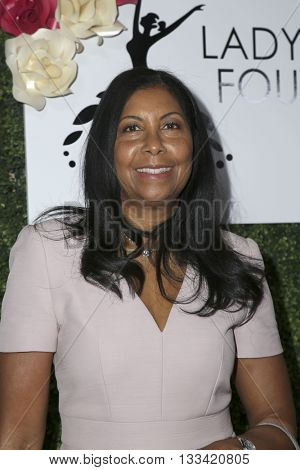 LOS ANGELES - JUN 4:  Cookie Johnson at the Girl Flu Premiere at the Arclight Theater on June 4, 2016 in Culver City, CA