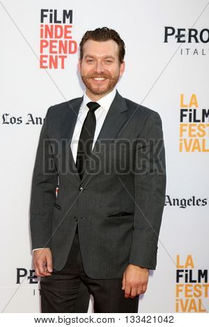 LOS ANGELES - JUN 7:  Daniel Wolfe at the 2016 Los Angeles Film Festival - The Conjuring 2 Premiere at TCL Chinese Theater IMAX on June 7, 2016 in Los Angeles, CA