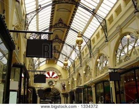 Historic Shopping Arcade