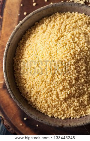 Raw Organic French Couscous
