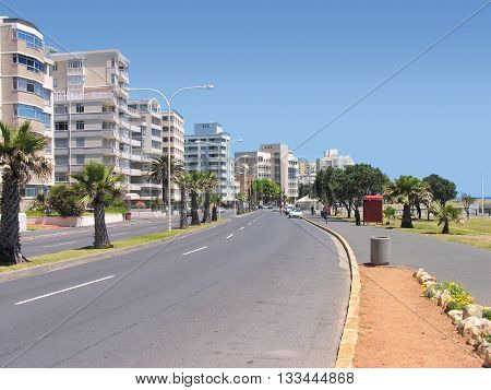 Seapoint, Main Road, Cape Town South Africa