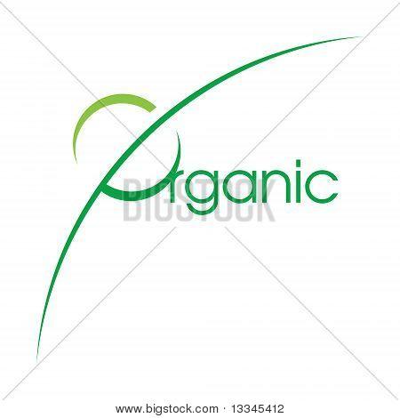 Organic Logotype symbol