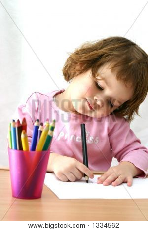 Drawing With Crayons