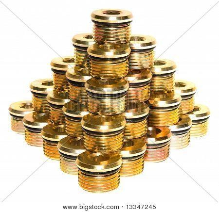 Hydraulic Plugs Pyramid