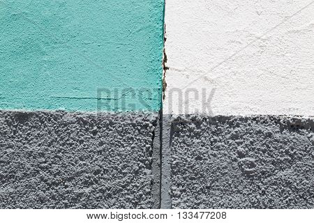 Background Of Painted Beton Wall