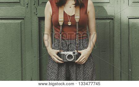 Journalism Journey Leisure Lifestyle Photographer Concept