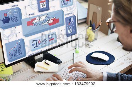 Internet Wireless Internet Networking Online Concept