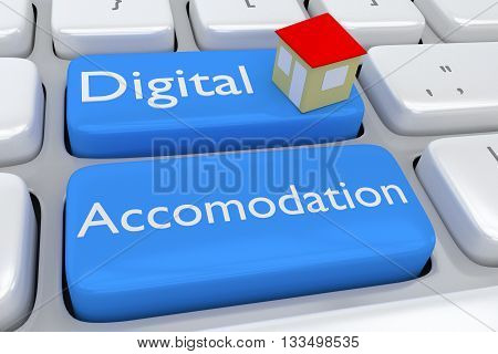 Digital Accommodation Concept