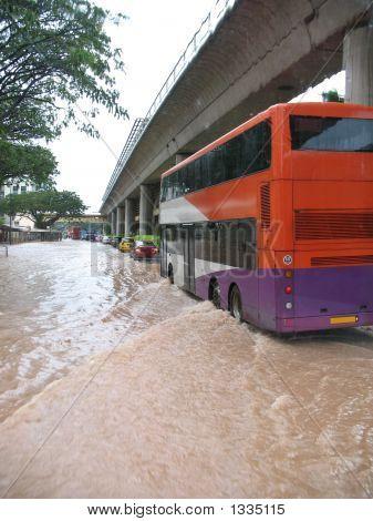 Flooded Stret