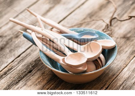 Pottery Craft Hobby Art Ceramics Handmade Kitchenware Concept