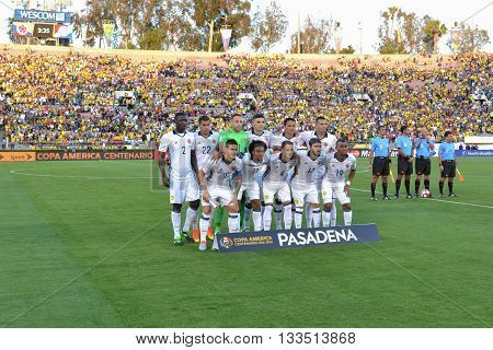 Colombia National Team During Copa America Centenario
