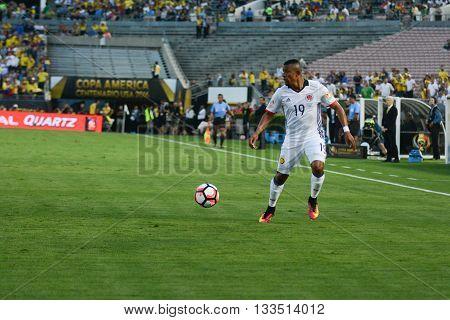 Farid Diaz During Copa America Centenario