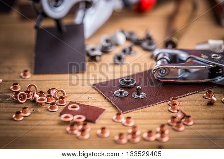 Leather Hole Maker