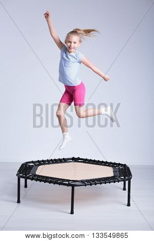Crazy Jumping Every Kid Will Adore