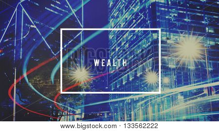 Wealth Earnings Growth Income Profit Savings Concept