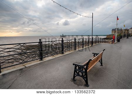 Clevedon Seafront