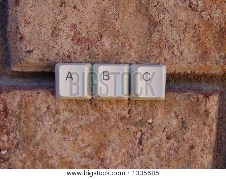 A B C Straight
