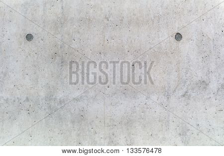 close up of a wall of concrete