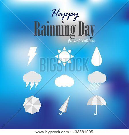 Happy Rainning Day