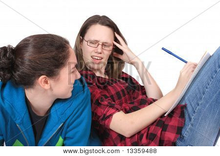 Homework Headache