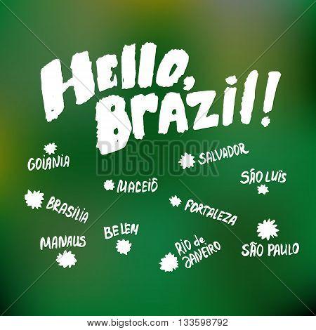 Brazil Greeting