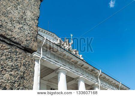 Stock Exchange (bourse)
